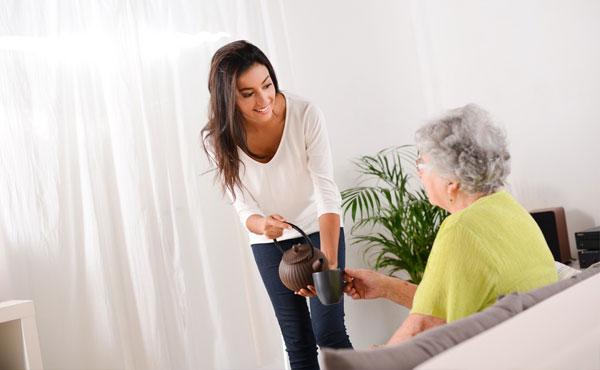 Offre d'emploi auxiliaires de vie Sanary-sur-Mer (83) par Petits-fils, aide à domicile pour personnes âgées