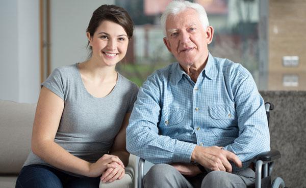 Offre d'emploi auxiliaires de vie à Chalon-sur-Saône (71) par Petits-fils, aide à domicile pour personnes âgées