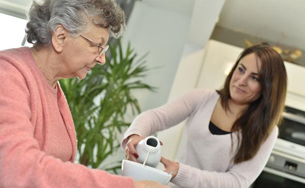 Offre d'emploi auxiliaires de vie à Valence (26) par Petits-fils, aide à domicile pour personnes âgées