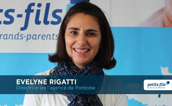 Evelyne Rigatti, directrice de l'agence Petits-fils Pontoise, recrute un∙e responsable de secteur.