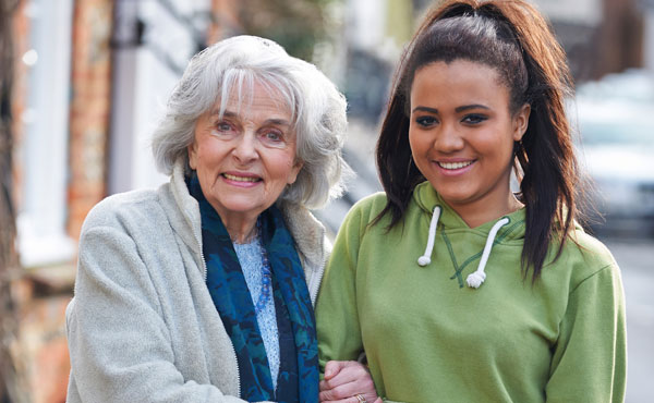 Offre d'emploi auxiliaires de vie à Dieppe (76) par Petits-fils, aide à domicile pour personnes âgées