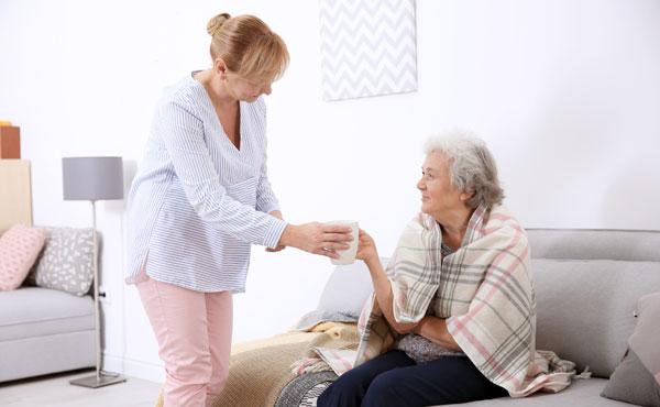 Offre d'emploi auxiliaires de vie à Courbevoie (92) par Petits-fils, aide à domicile pour personnes âgées