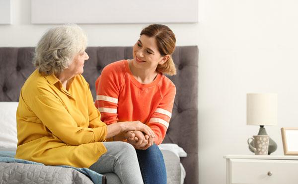 Offre d'emploi auxiliaires de vie à Rueil-Malmaison (92) par Petits-fils, aide à domicile pour personnes âgées