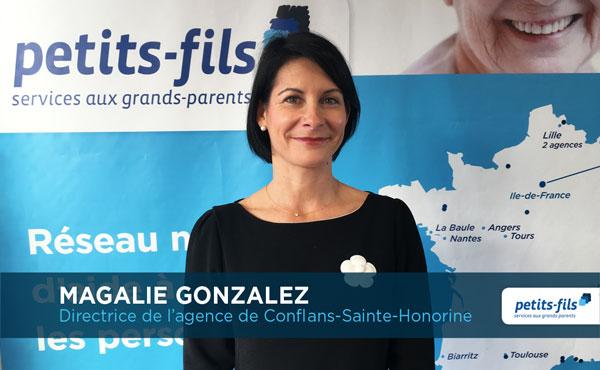 Offre d'emploi Responsable de secteur Petits-fils Conflans-Sainte-Honorine