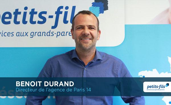 Offre d'emploi Responsable de secteur Petits-fils Paris 14