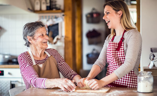 Offre d'emploi - Auxiliaires de vie à Saint-Priest par Petits-fils, aide à domicile pour personnes âgées