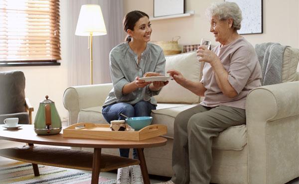 Offre d'emploi - Auxiliaires de vie à Talence (33) par Petits-fils, aide à domicile pour personnes âgées