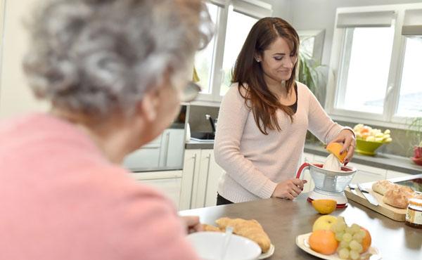Offre d'emploi auxiliaires de vie à La Rochelle (17) par Petits-fils, aide à domicile pour personnes âgées