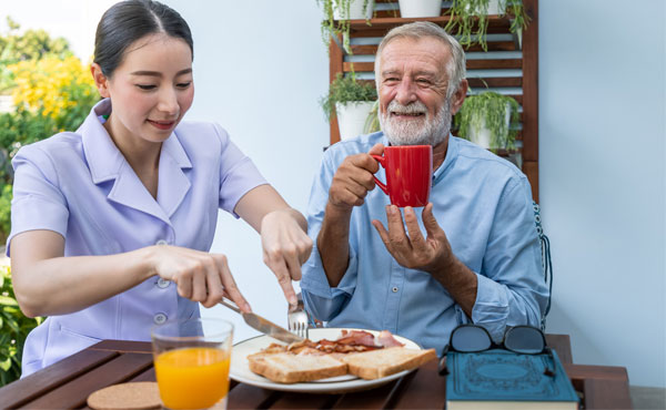 Offre d'emploi - Auxiliaires de vie à Amiens (80) par Petits-fils, aide à domicile pour personnes âgées