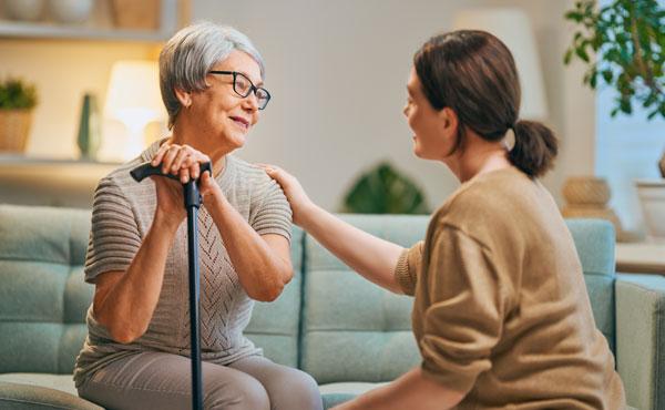 Offre d'emploi - Auxiliaires de vie à Mennecy par Petits-fils, aide à domicile pour personnes âgées